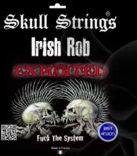 "Skull Strings Roy Rainy Wainright ""Discharge"" 40-100 - struny do gitary"